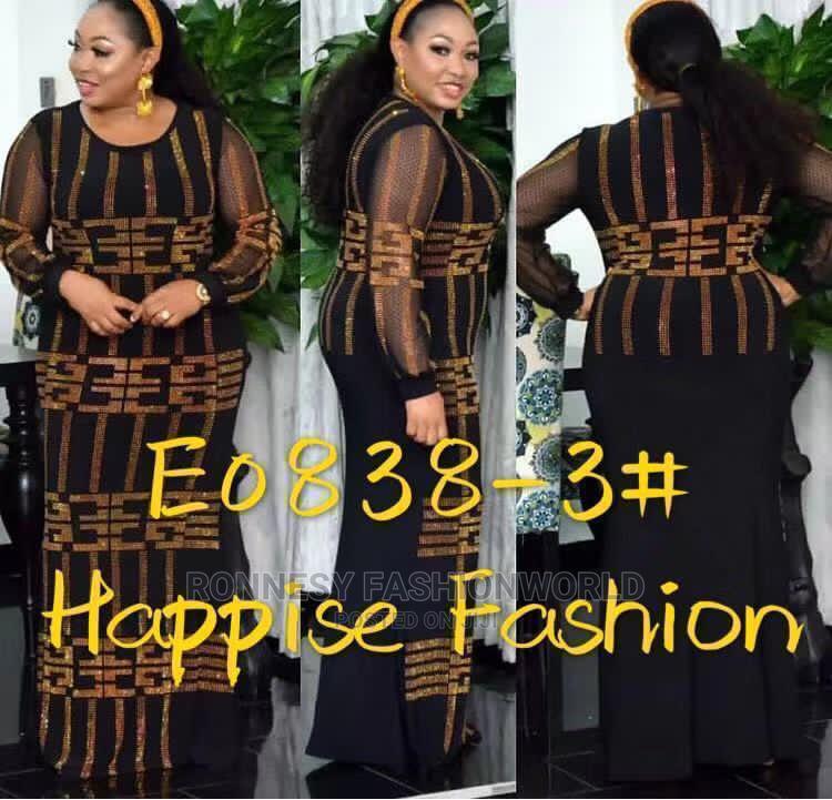 Elegant Trendy Female Quality Long Gown