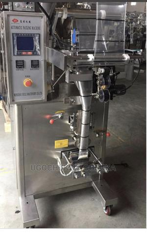 Full Auto Granule Packing Sachet Filling and Sealing Machine   Manufacturing Equipment for sale in Lagos State, Amuwo-Odofin