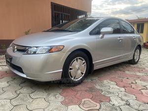 Honda Civic 2008 Silver | Cars for sale in Lagos State, Gbagada