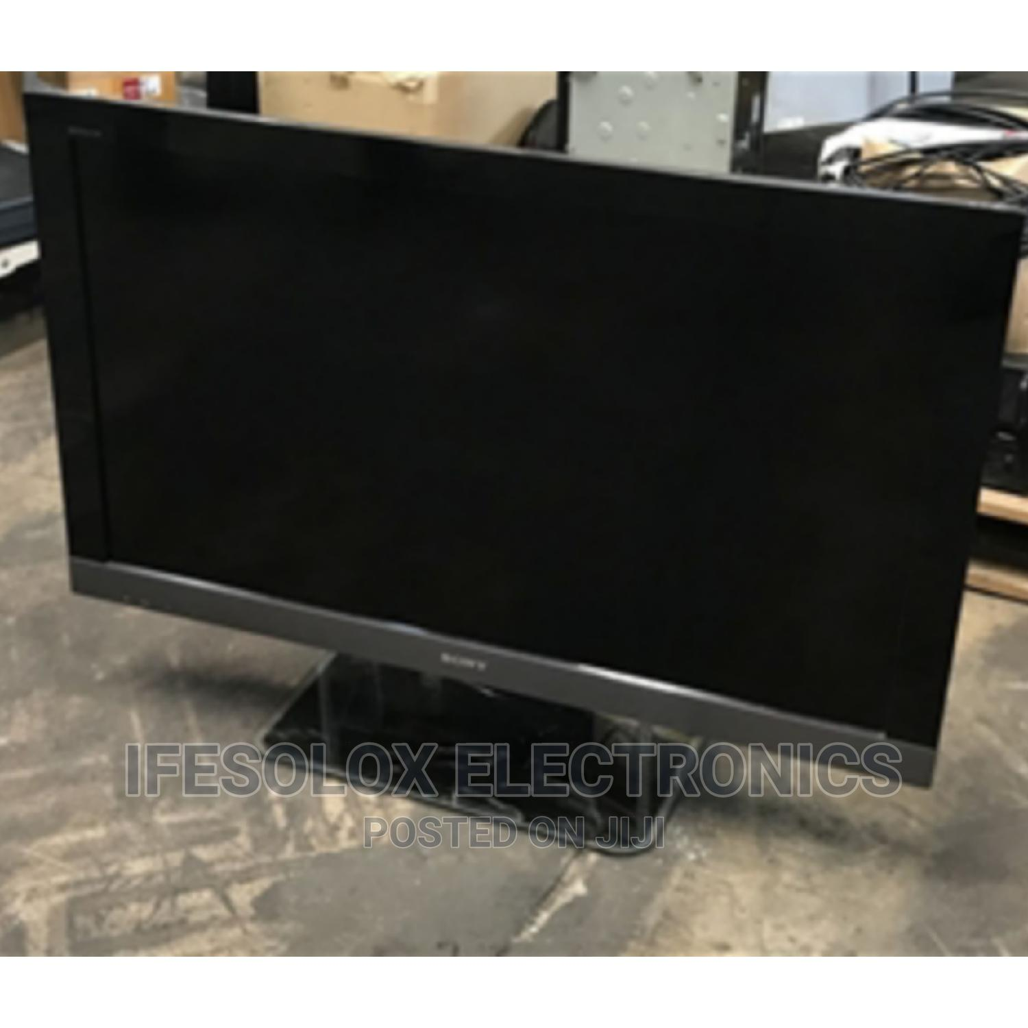 40 Inch Sony Full HD LCD TV - London Used   TV & DVD Equipment for sale in Ojo, Lagos State, Nigeria
