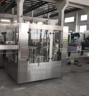 Monoblock Filler Table Water Bottle Packaging Machine | Manufacturing Equipment for sale in Lagos State, Amuwo-Odofin