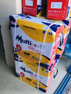 220ah Multi Power Solar Battery | Solar Energy for sale in Lagos State, Lekki