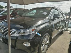 Lexus RX 2013 350 FWD Black | Cars for sale in Lagos State, Apapa