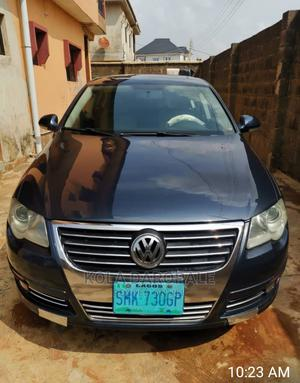 Volkswagen Passat 2007 2.0T Blue | Cars for sale in Lagos State, Abule Egba