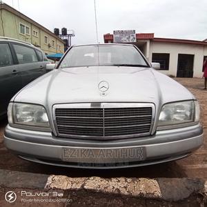 Mercedes-Benz C180 2001 Silver   Cars for sale in Enugu State, Enugu