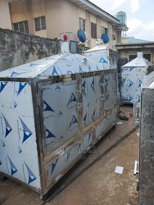 500kg Size Fish Smoking Kiln for Exporters   Farm Machinery & Equipment for sale in Ondo State, Akure