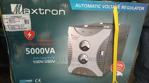 Maxtron 5000wax Stabilizer | Electrical Equipment for sale in Lagos State, Ajah