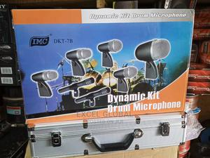 Complete 7 Set of Drum Microphone | Audio & Music Equipment for sale in Lagos State, Ojo