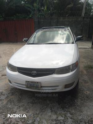 Toyota Solara 2003 White | Cars for sale in Delta State, Ethiope East