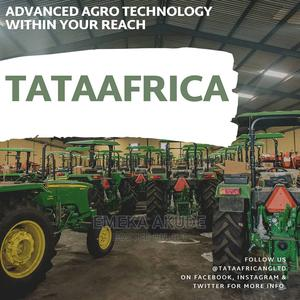 John Deere New Tractors 65hp 4wd | Heavy Equipment for sale in Anambra State, Ihiala