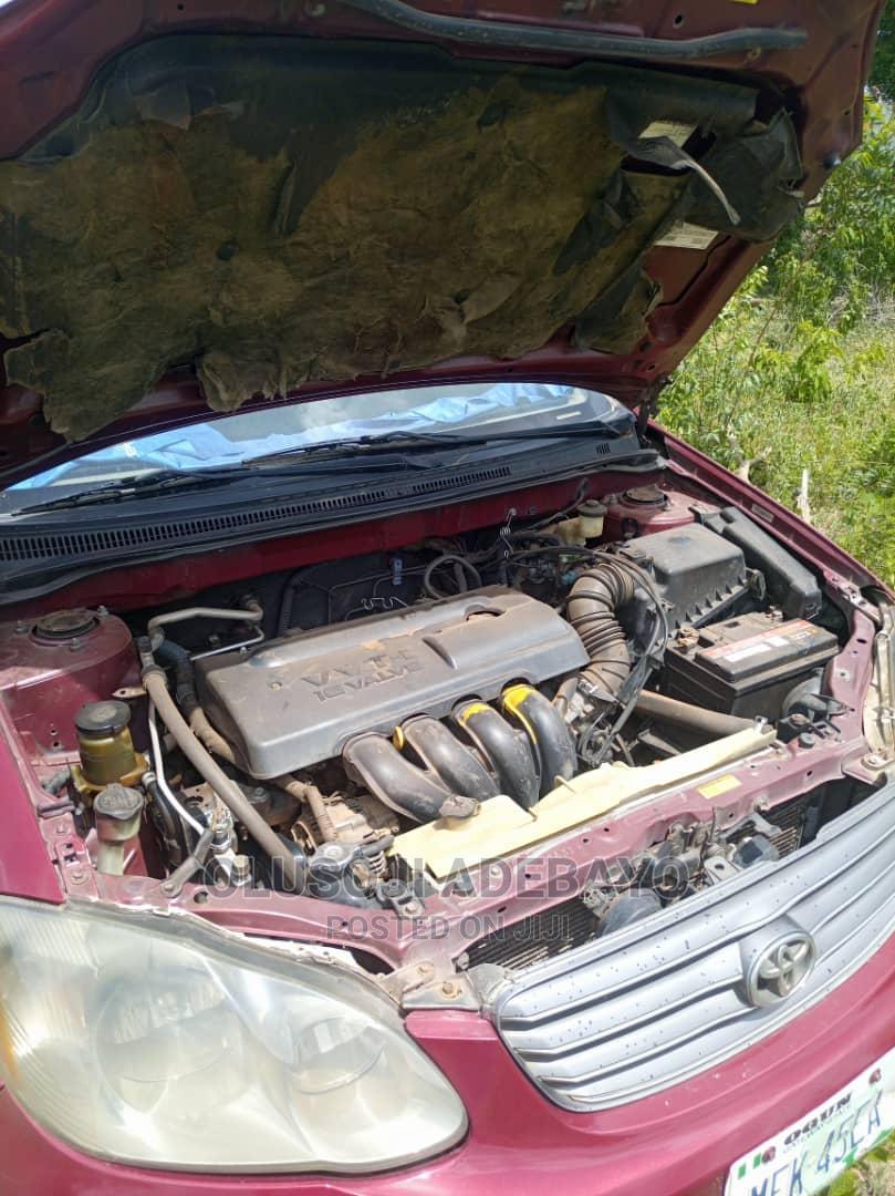 Archive: Toyota Corolla 2006 CE