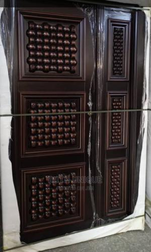 Top Quality 4ft Copper Security Door | Doors for sale in Lagos State, Orile