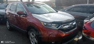 Honda CR-V 2018 Touring AWD Red | Cars for sale in Lagos State, Apapa