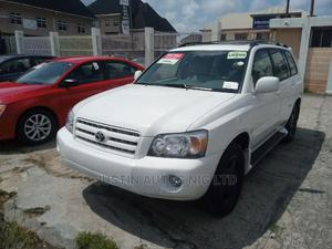 Toyota Highlander 2007 Limited V6 4x4 White   Cars for sale in Lagos State, Amuwo-Odofin