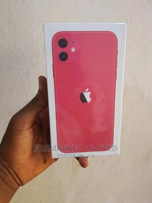 New Apple iPhone 11 64 GB Red | Mobile Phones for sale in Edo State, Ekpoma