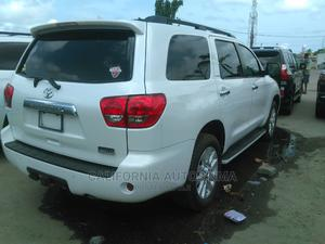 Toyota Sequoia 2012 White | Cars for sale in Lagos State, Amuwo-Odofin