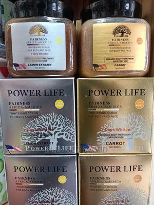 Power Life Fairness Organics Treatment Scrub | Bath & Body for sale in Lagos State, Amuwo-Odofin
