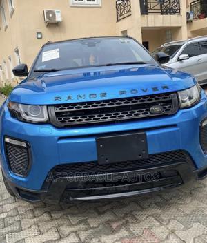 Land Rover Range Rover Evoque 2018 Blue | Cars for sale in Lagos State, Lekki