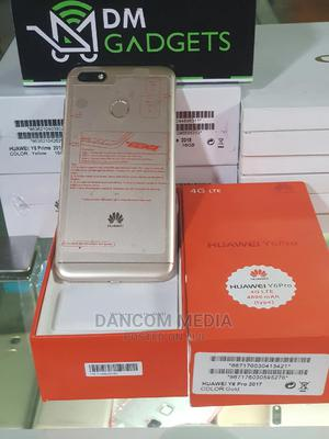 New Huawei Y6 Pro 32 GB Gold   Mobile Phones for sale in Lagos State, Ikeja