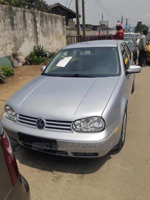 Volkswagen Golf 2000 2.0 GL 5-Door Automatic Silver   Cars for sale in Lagos State, Surulere