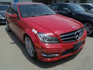 Mercedes-Benz C300 2012 Red   Cars for sale in Lagos State, Apapa