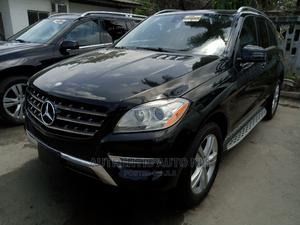 Mercedes-Benz M Class 2014 Black   Cars for sale in Lagos State, Apapa