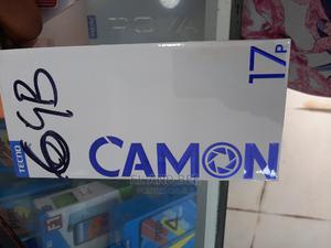 New Tecno Camon 17 128 GB Blue   Mobile Phones for sale in Ekiti State, Ado Ekiti