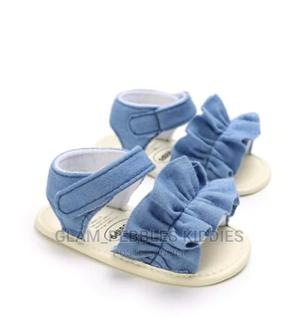 Baby Soft Sole Sandal | Children's Shoes for sale in Lagos State, Ifako-Ijaiye