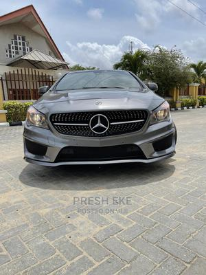 Mercedes-Benz CLA-Class 2014 Gray | Cars for sale in Lagos State, Lekki