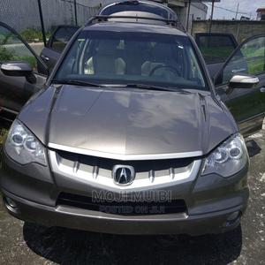 Acura RDX 2008 Automatic Gray | Cars for sale in Rivers State, Port-Harcourt
