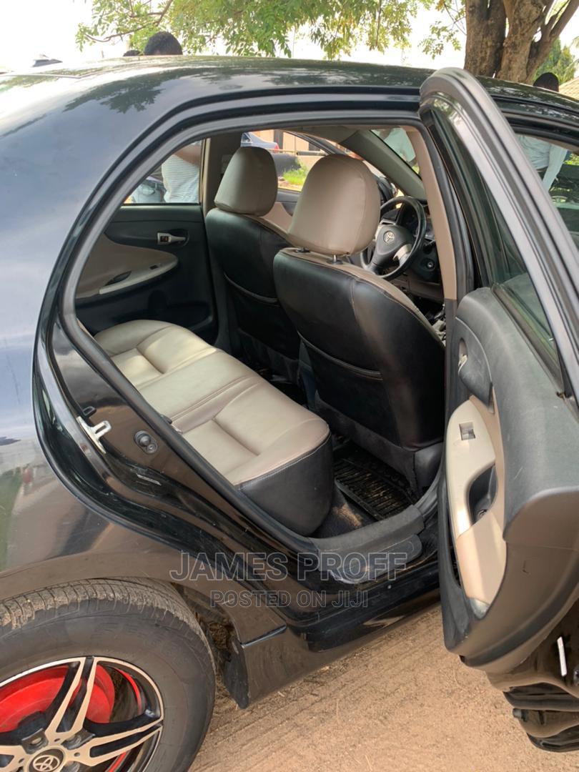 Toyota Corolla 2010 Black   Cars for sale in Ilesa, Osun State, Nigeria