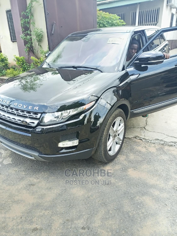 Land Rover Range Rover Evoque 2011 Black | Cars for sale in Ikeja, Lagos State, Nigeria