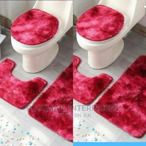 3 Piece Toilet Mat | Home Accessories for sale in Lagos State, Lagos Island (Eko)