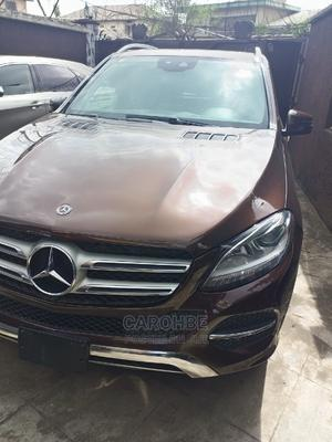 Mercedes-Benz GLE-Class 2019 Brown | Cars for sale in Lagos State, Ikeja