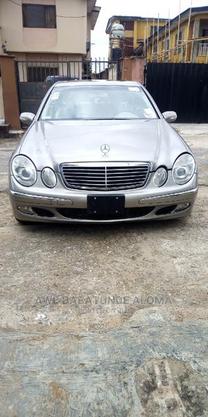 Mercedes-Benz E320 2004 Silver | Cars for sale in Lagos State, Ifako-Ijaiye