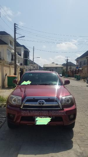 Toyota 4-Runner 2006 Red | Cars for sale in Lagos State, Lekki