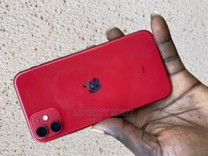 Apple iPhone 11 64 GB Red | Mobile Phones for sale in Lagos State, Ikorodu