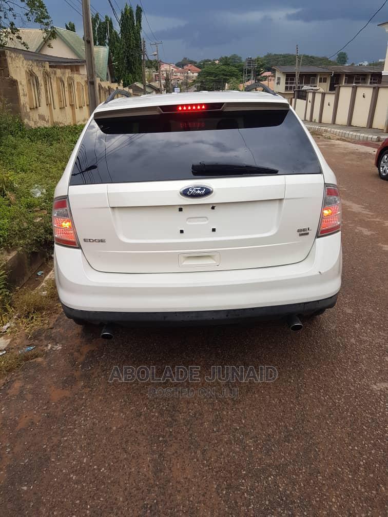 Ford Edge 2008 White | Cars for sale in Abeokuta South, Ogun State, Nigeria