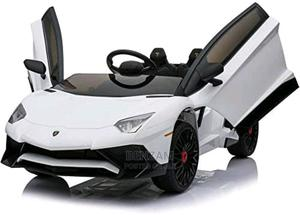 Mini Moto Lamborghini 12V White (2.4ghz Rc) | Toys for sale in Lagos State, Amuwo-Odofin