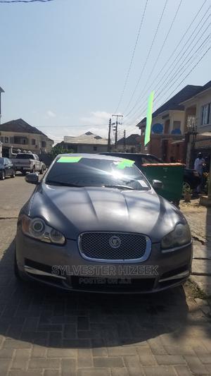 Jaguar XF 2009 Gray | Cars for sale in Lagos State, Lekki