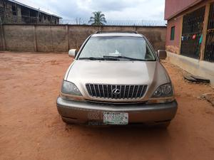 Lexus RX 2002 Silver   Cars for sale in Edo State, Ikpoba-Okha