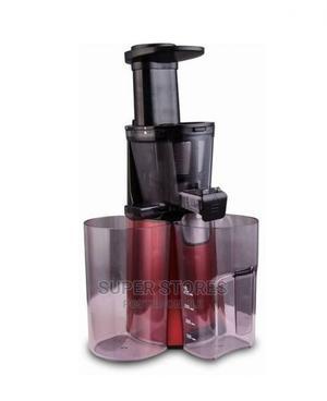 400ml Slow Juicer JE6008-GS / SFSJ6008D - Scanfrost Jul 26   Kitchen Appliances for sale in Lagos State, Alimosho