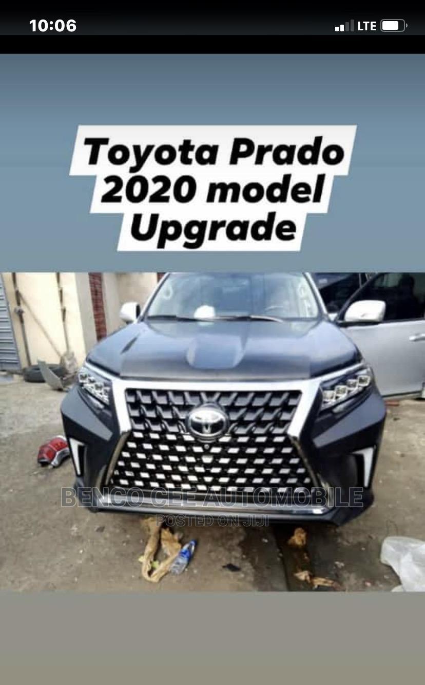 Archive: Upgrade Your Toyota Prado 2010 to 2021