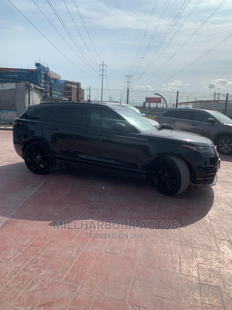 Land Rover Range Rover Velar 2018 P380 SE R-Dynamic 4x4 Black | Cars for sale in Lekki, Lagos State, Nigeria