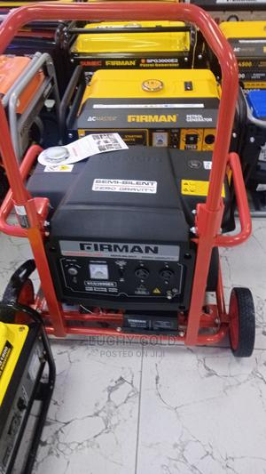 Firman Generator 3990 | Electrical Equipment for sale in Abuja (FCT) State, Wuse 2
