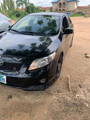 Toyota Corolla 2010 Black | Cars for sale in Osun State, Ilesa