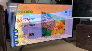55 Inch Hisense 4K UHD HDR ANDROID Smart Tv   TV & DVD Equipment for sale in Abuja (FCT) State, Wuse