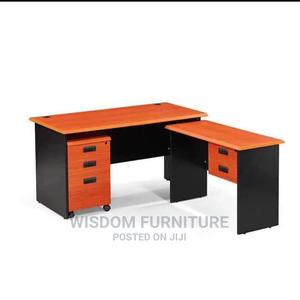 Wooden Office Table   Furniture for sale in Lagos State, Ojo