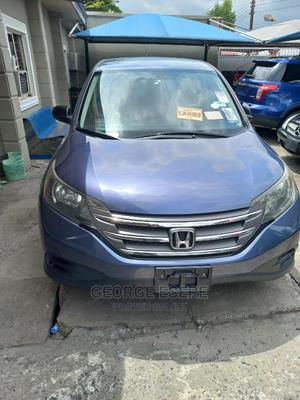 Honda CR-V 2012 Blue | Cars for sale in Lagos State, Ikeja