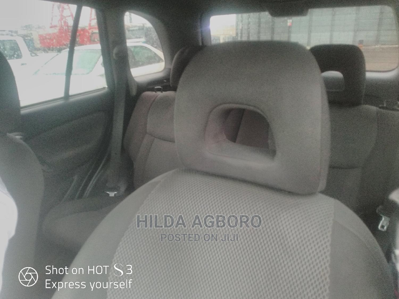 Archive: Toyota RAV4 2005 1.8 Black